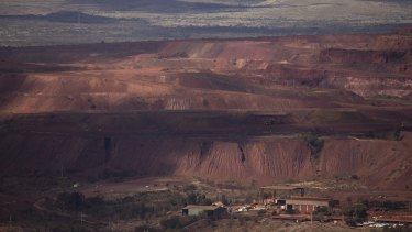 A man died while working for Rio Tinto in the Pilbara Region. The company was fined yesterday.