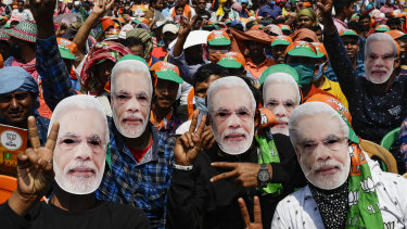 Where's Modi: Despite calls from his BJP supporters, Modi has been silent on the second wave.