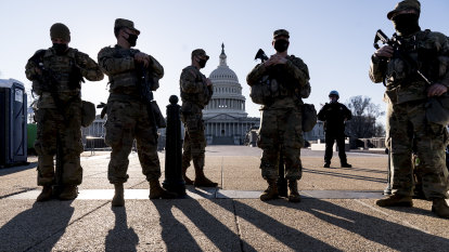 US House cancels Thursday session over fears Capitol will be stormed again