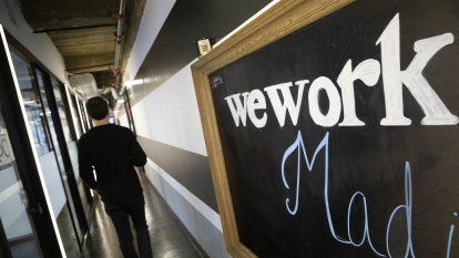 WeWork announces it is cutting 2400 jobs globally