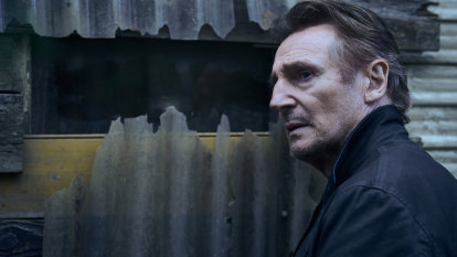 Behind the scenes of Liam Neeson's new action movie filming in Melbourne