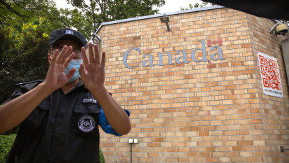 China sentences second Canadian to death on drug charges in two days