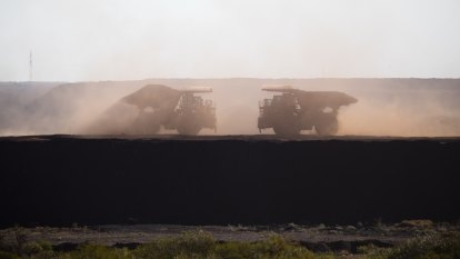 'Getting punched in the face': Investors brace for iron ore falls as China tensions linger