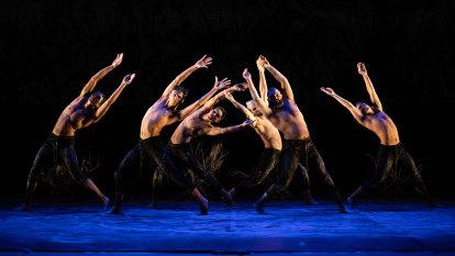 Memorable program as Bangarra looks back on three decades of dance