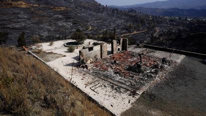 Cyprus' 'most destructive' fire ever spreads through villages, farms