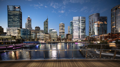 'An unassailable point of difference': What Perth's skyscraper specialist likes about this city