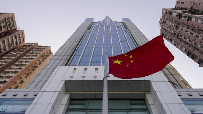 China pans 'unbalanced' report claiming it is a threat to the world