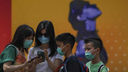 Chinese company uses facial recognition to police teen gamers