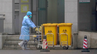 Totalitarian China can't help but lie about Coronavirus