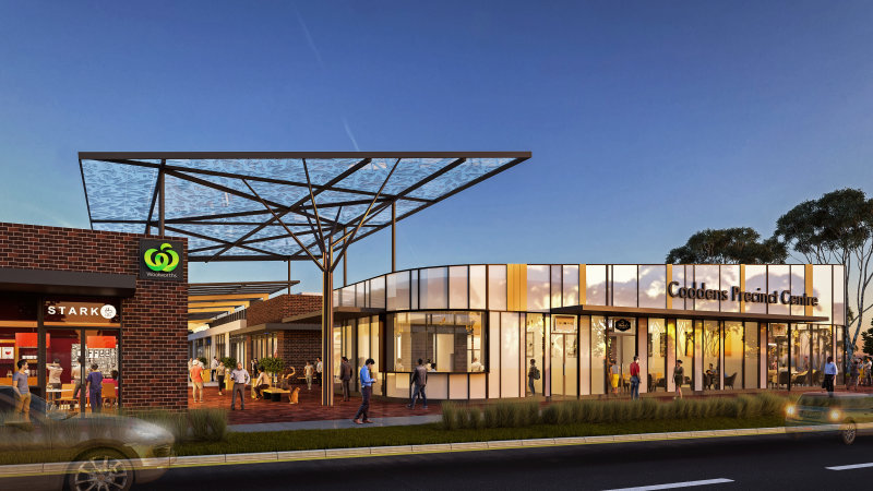 afr.com - Ingrid Fuary-Wagner - Western Sydney University to offload shopping centre