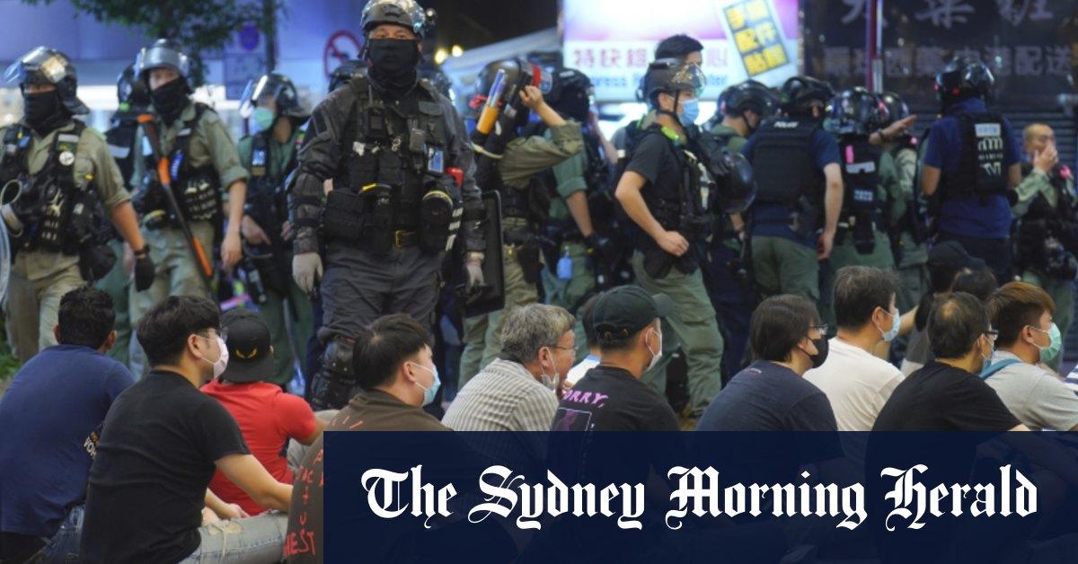 China wants Taiwan to be 'next Hong Kong' visiting US official told – Sydney Morning Herald
