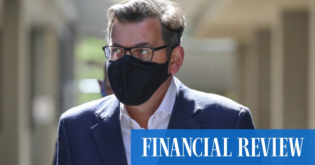 Caoronavirus Victoria lifts rule on face masks and starts ...