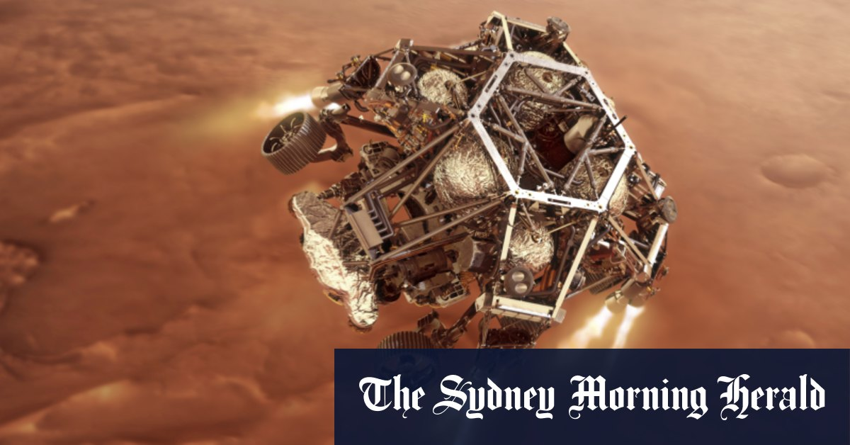 Three robotic spacecraft set to arrive at Mars this month – Sydney Morning Herald