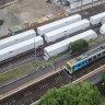 Next-generation $5 billion trains running months late as delays set in
