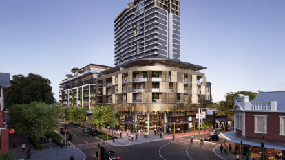 Wealthy baby boomers heat up WA's high-end apartment market
