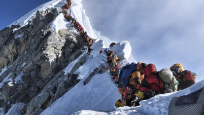 Mountain madness: the fatal attraction of Everest