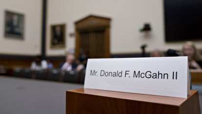 McGahn fails to show at hearing, amping up anger among House Democrats