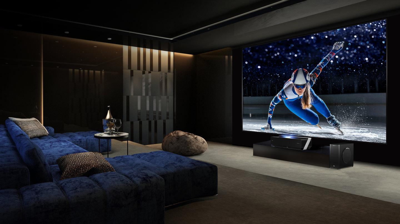 When Is A Huge Tv Not A Huge Tv