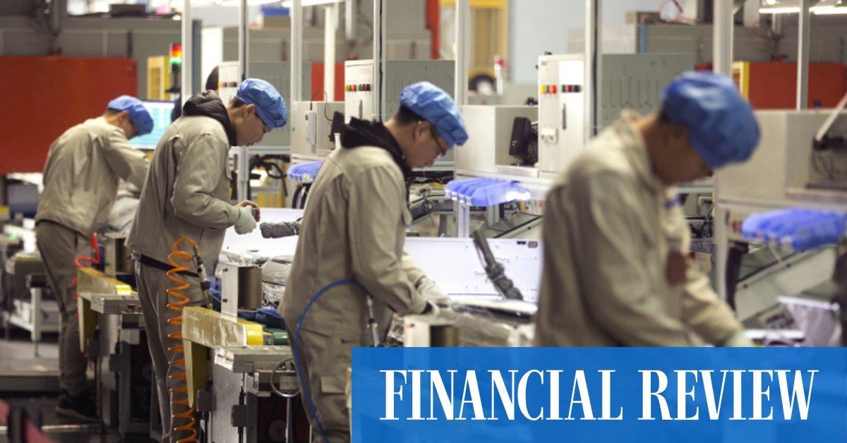 Markets sign financial enlargement has handed 'peak progress'