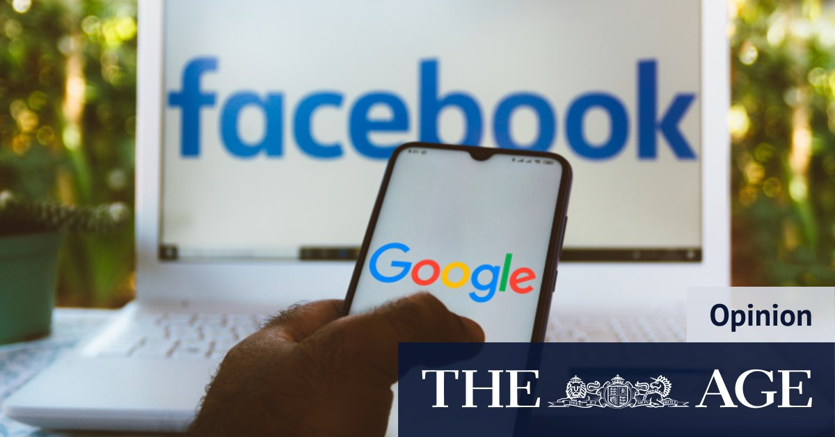 The whole internet pays for Google and Facebook to be free