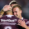 Cherry-Evans quarantined from Manly teammates with virus