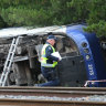 No speedo, one engine and violent jerks: Driver wrote of faults before train derailed