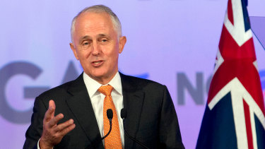 Prime Minister Malcolm Turnbull deserves credit for maintaining a strong stance on border control.