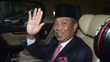 Muhyiddin Yassin became Malaysia's Prime Minister in February.
