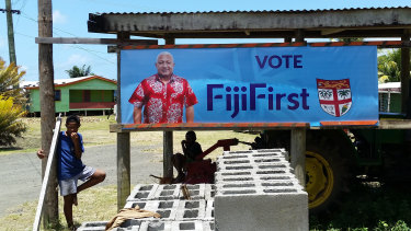 FijiFirst looks set to have a majority of seats in the new Parliament.