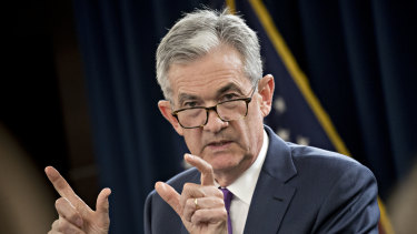 """US economic settings are """"extraordinary"""": Jerome Powell, US Federal Reserve Board chairman."""