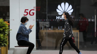 Huawei has been banned from supplying equipment to Australia's 5G network.