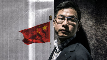 Wang Liqiang says he was the subject of an extortion attempt by people aligned with  the Chinese Communist Party.
