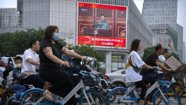Beijing's motivations for the crackdown are varied. They include concerns about anticompetitive behavior in the tech industry, risks to financial stability from lightly regulated lending platforms and the rapid proliferation of sensitive personal information in the hands of large corporations.