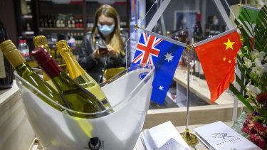 For Australia, trade with China is a legitimate issue to debate with the country.