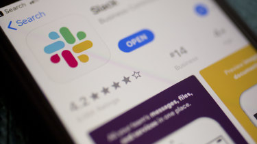 Slack experienced an outage for more than two hours on Wednesday.