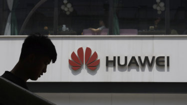 Trump is betting big on the US's ability to restrain Huawei.
