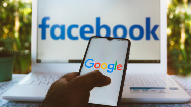 Pay day ... Facebook and Google will be forced to negotiate with Australian media companies.