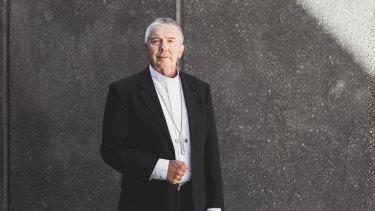 Catholic Archbishop Christopher Prowse.