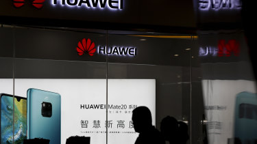 The Chinese government has escalated its complaint about the ban on Huawei involvement in Australia's 5G networks.