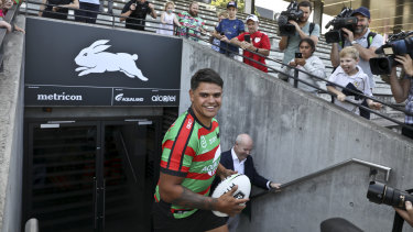 Mitchell's signing could also prompt last season's regular fullback, Adam Doueihi, out of the Souths.