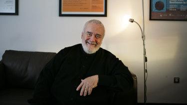 Maestro Gelmetti, at the Opera House in 2008.