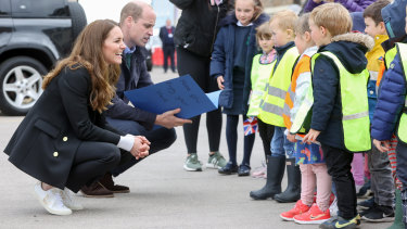 The Duchess of Cambridge has been wearing her sneakers by sustainable brand Veja on repeat.