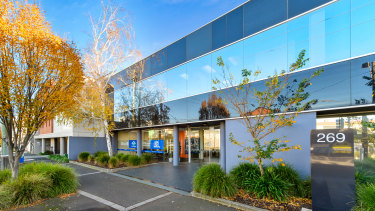 Financial services group Stephens Plattfus & Co is moving into 269 Centre Road.