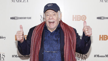 Jerry Stiller at New York's  Apollo Theatre in 2013.