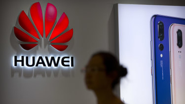 Huawei has been angling to build 5G infrastructure in Australia.