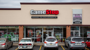 GameStop's sharp rise on the stockmarket has triggered a flurry of commentary.