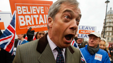 Nigel Farage, a central figure behind the United Kingdom's decision to leave the European Union, has promised to campaign against lockdowns.