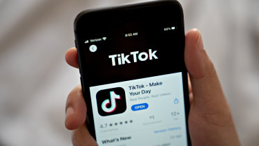 Australian intelligence agencies advised that TikTok did not present a serious national security risk.
