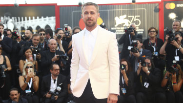 Ryan Gosling is set to star in the film adaptation of Andy Weir's upcoming novel Project Hail Mary.