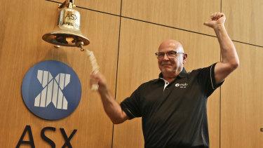 Nuix CEO Rod Vawdrey issues a fresh revenue downgrade.